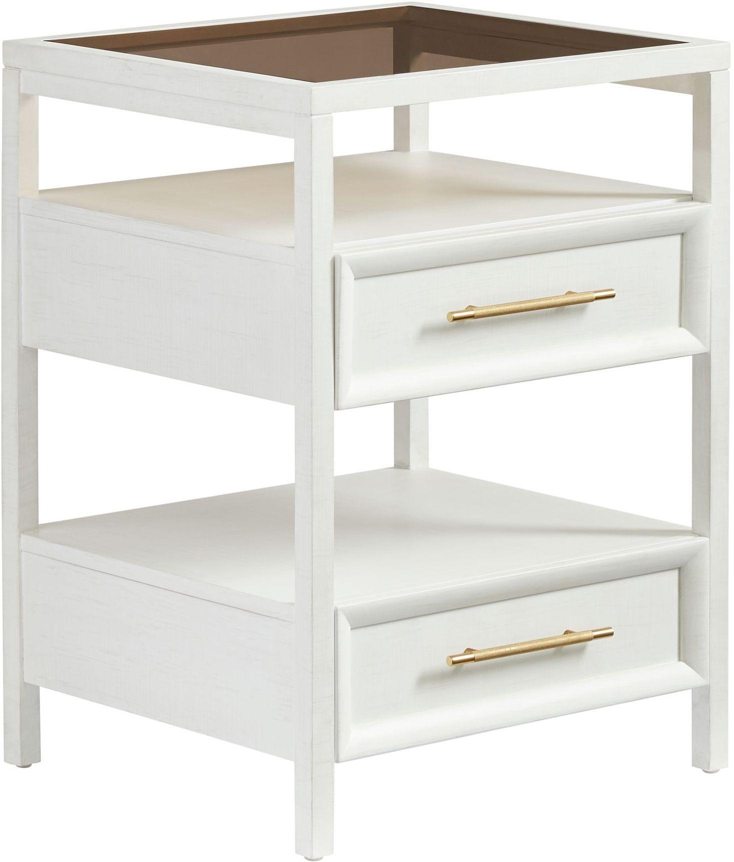 archetype furniture. Panavista Alabaster Archetype Telephone Table Furniture L