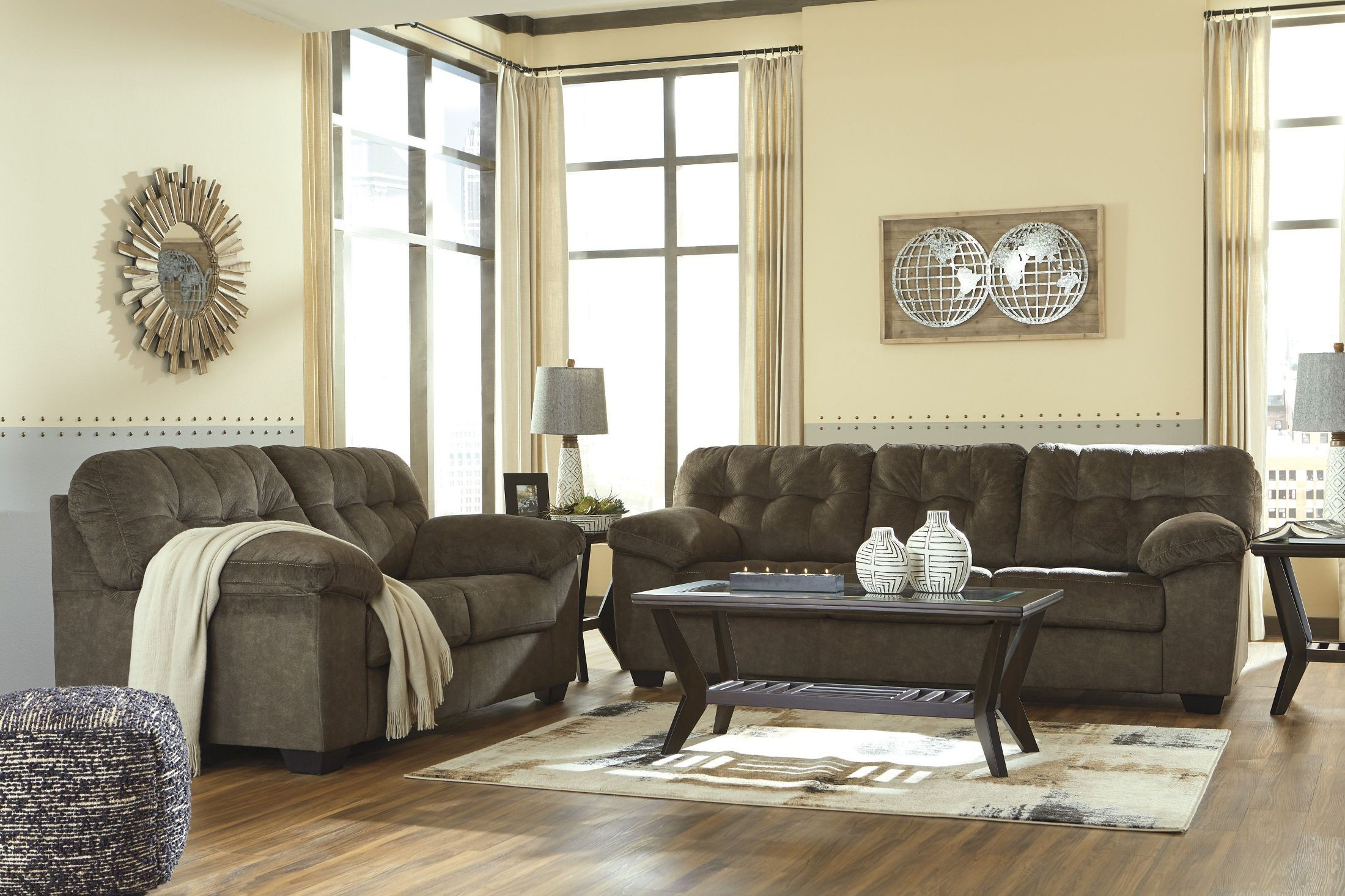 Lanquist 3 In 1 Occasional Table Set From Ashley T401 13 Coleman Furniture