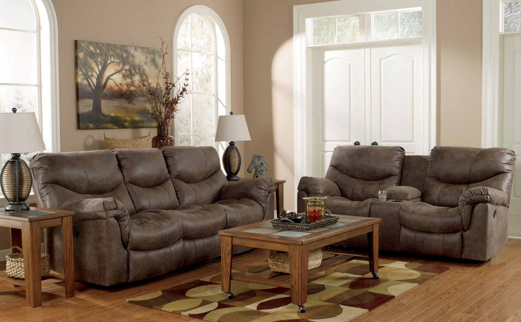 Merveilleux Alzena Reclining Living Room Set. Old Vs New   Buying Furniture Online.  2295813. 1930399