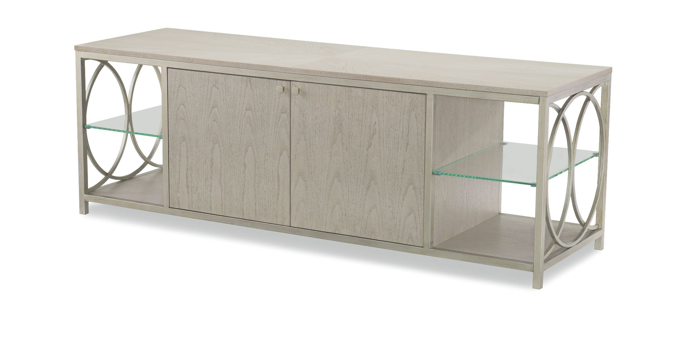 Cinema grays entertainment console from racheal ray home for Rachael ray furniture collection