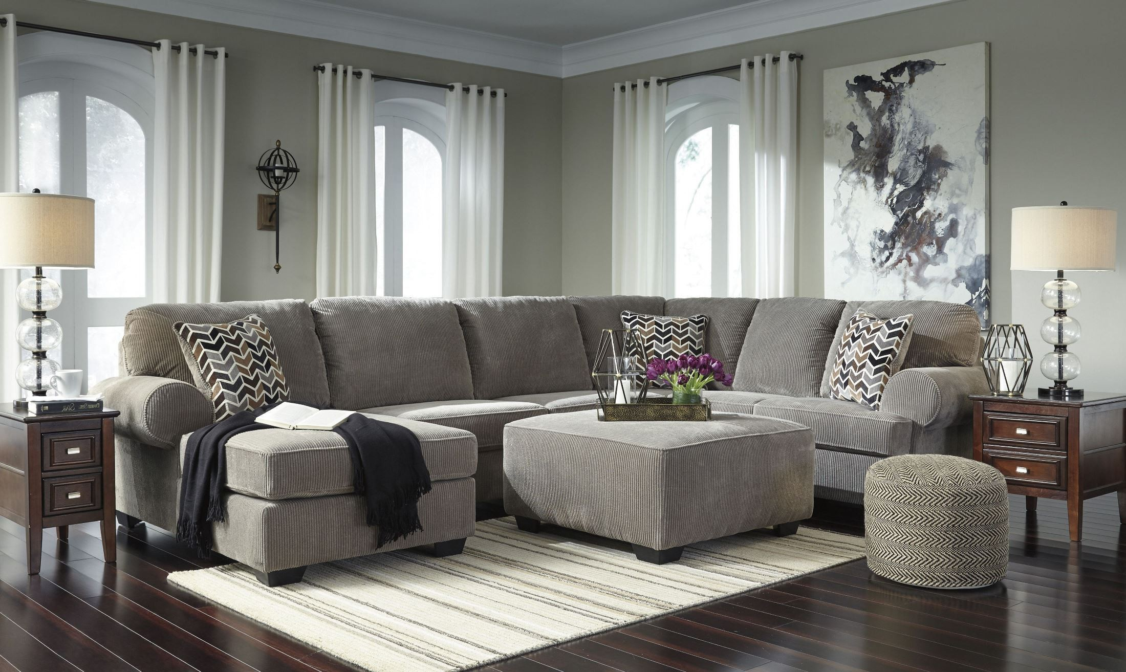 Grey Small Front Room Ideas