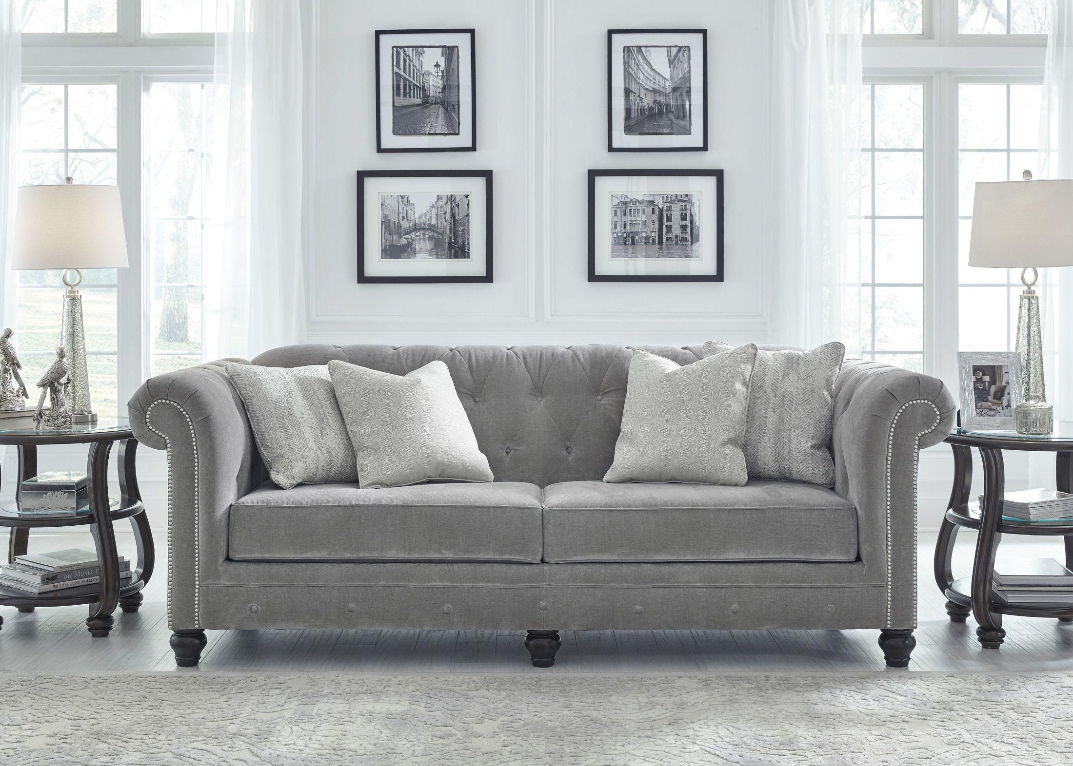 Tiarella Ash Sofa From Ashley Coleman Furniture