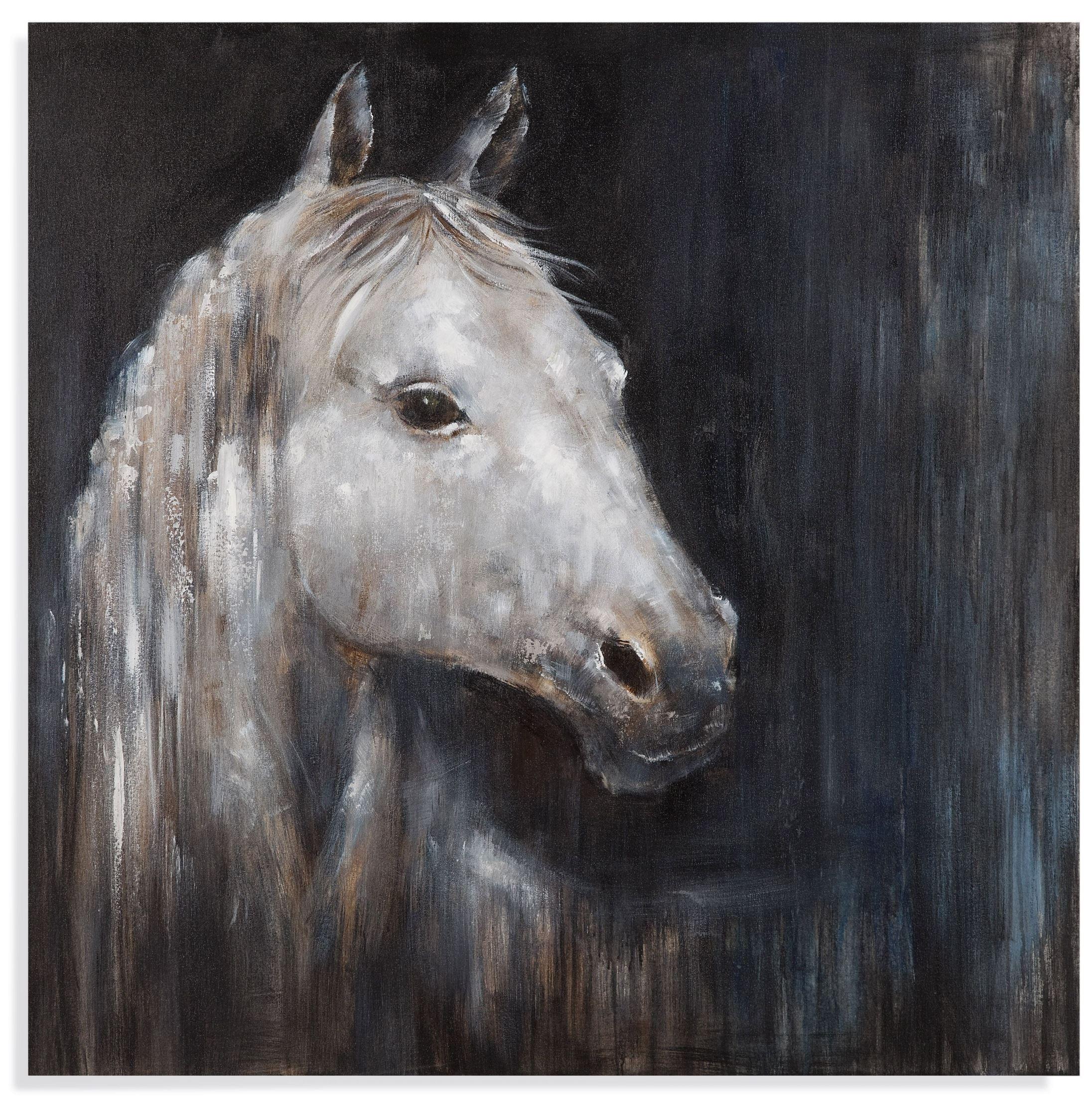Mystical Horse Wall Art From Bassett Mirror Coleman