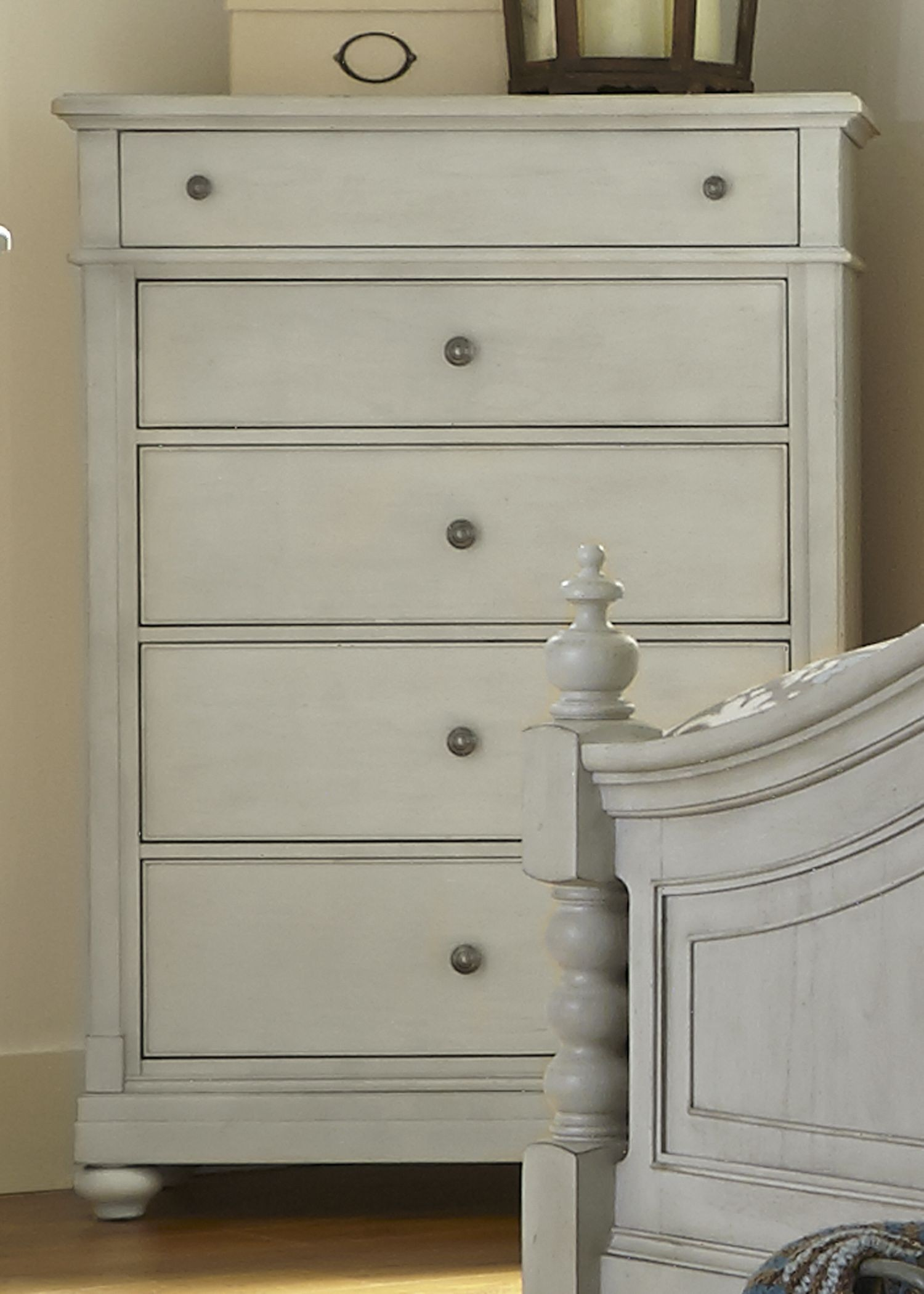 Harbor View Iii 5 Drawer Chest From Liberty 731 Br41