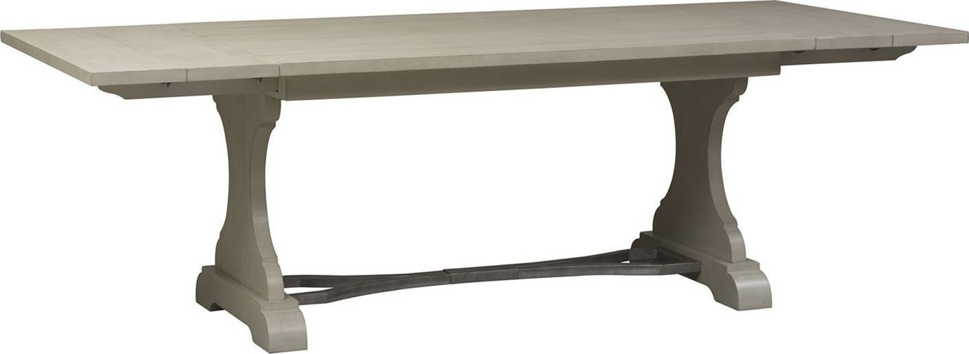 harbor view iii extendable trestle dining table from liberty 731 t4294 coleman furniture. Black Bedroom Furniture Sets. Home Design Ideas
