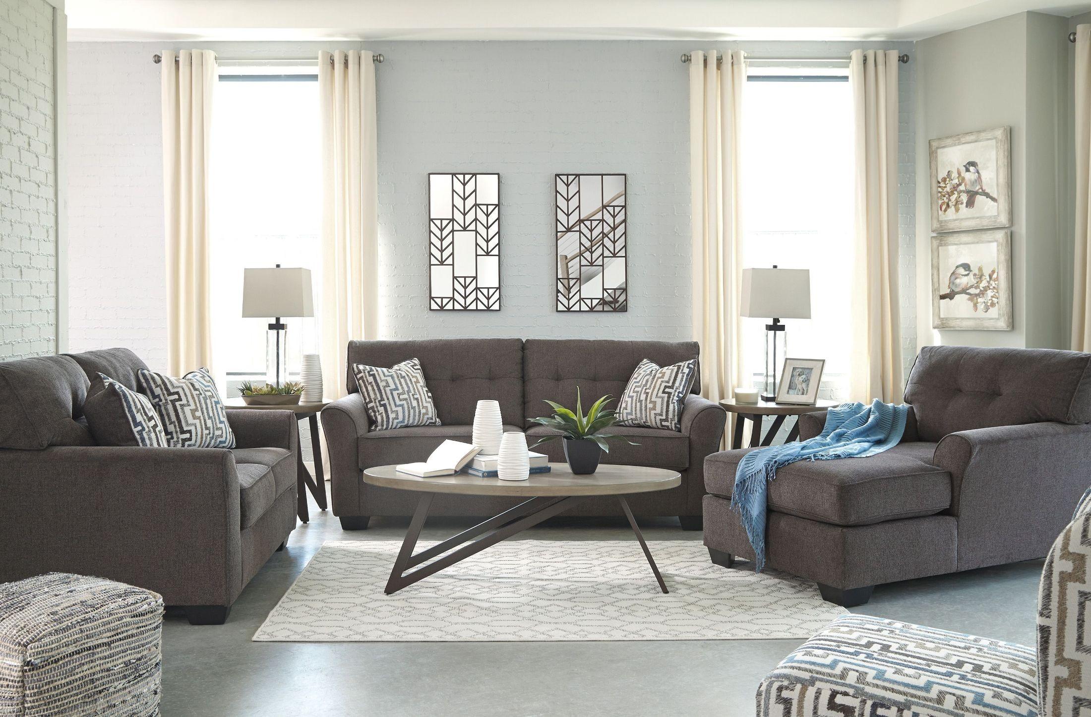 Alsen Granite Living Room Set