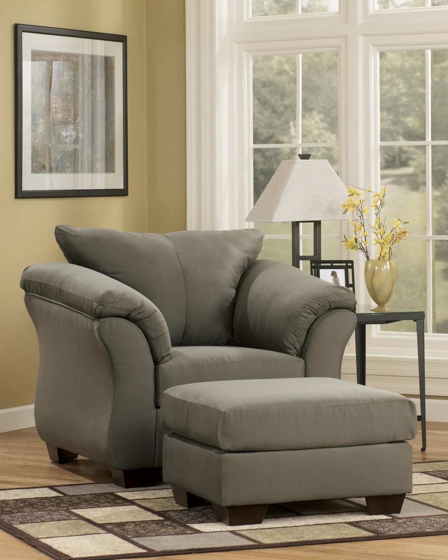 Ashley Furniture Living Room Set: Darcy Sage Living Room Set From Ashley (75003)
