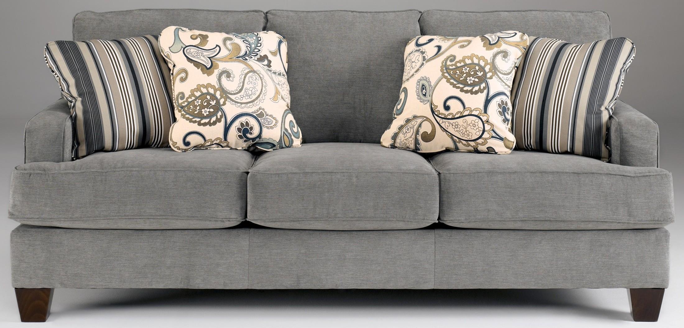 Yvette Steel Living Room Set From Ashley 77900 Coleman