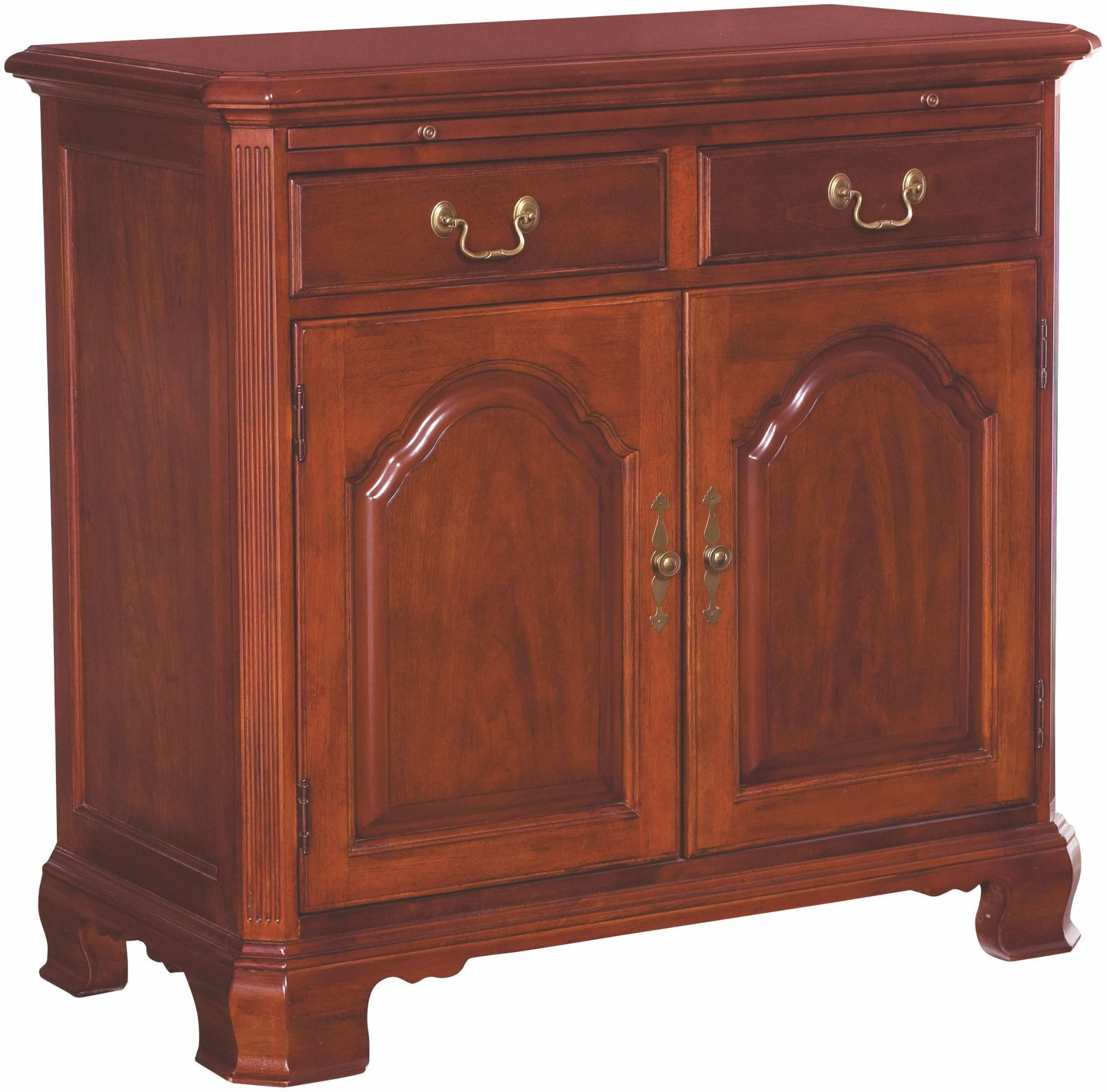 Cherry grove classic antique cherry server from american for Cherry furniture