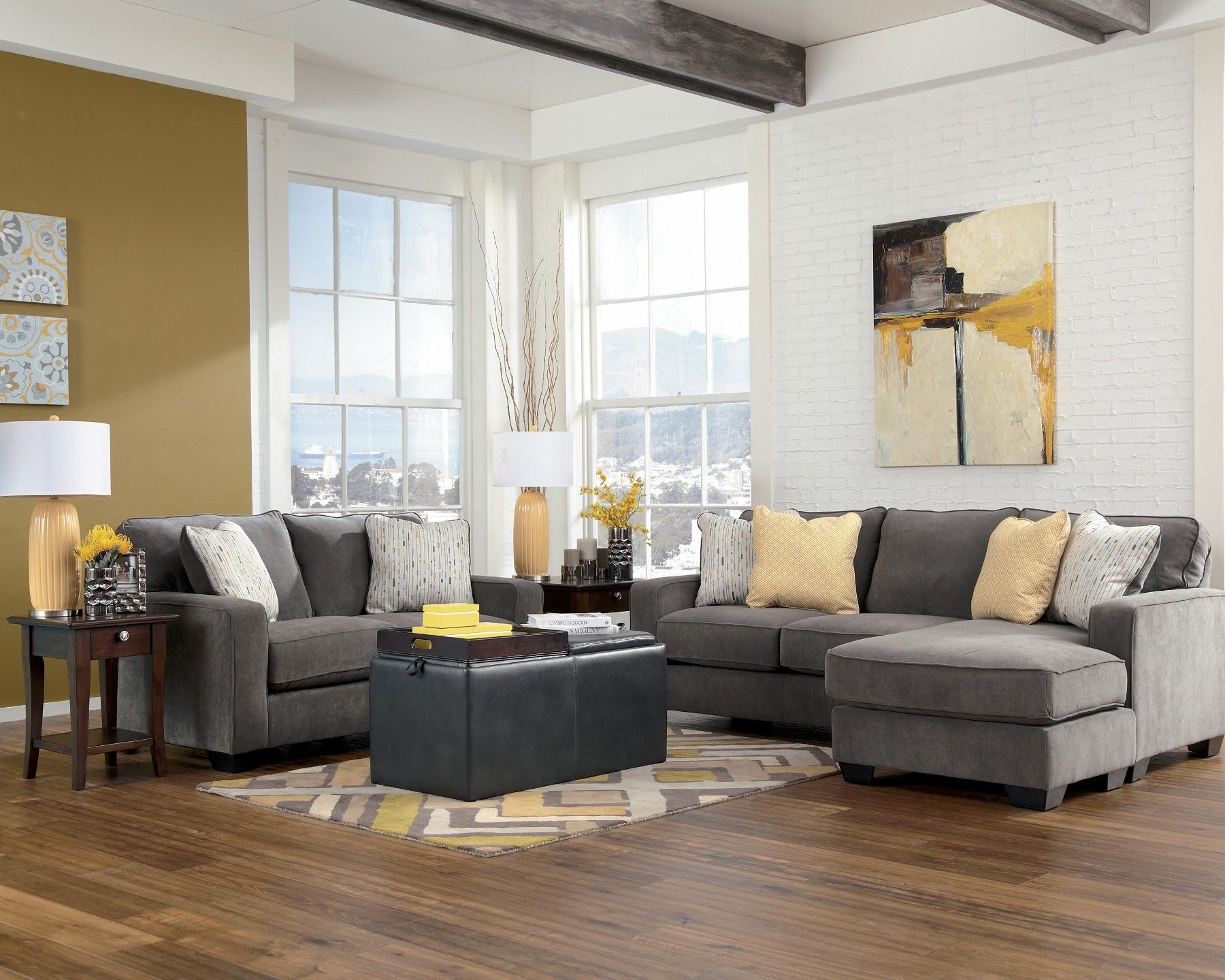 Hodan Marble Living Room Set From Ashley 79700 Coleman