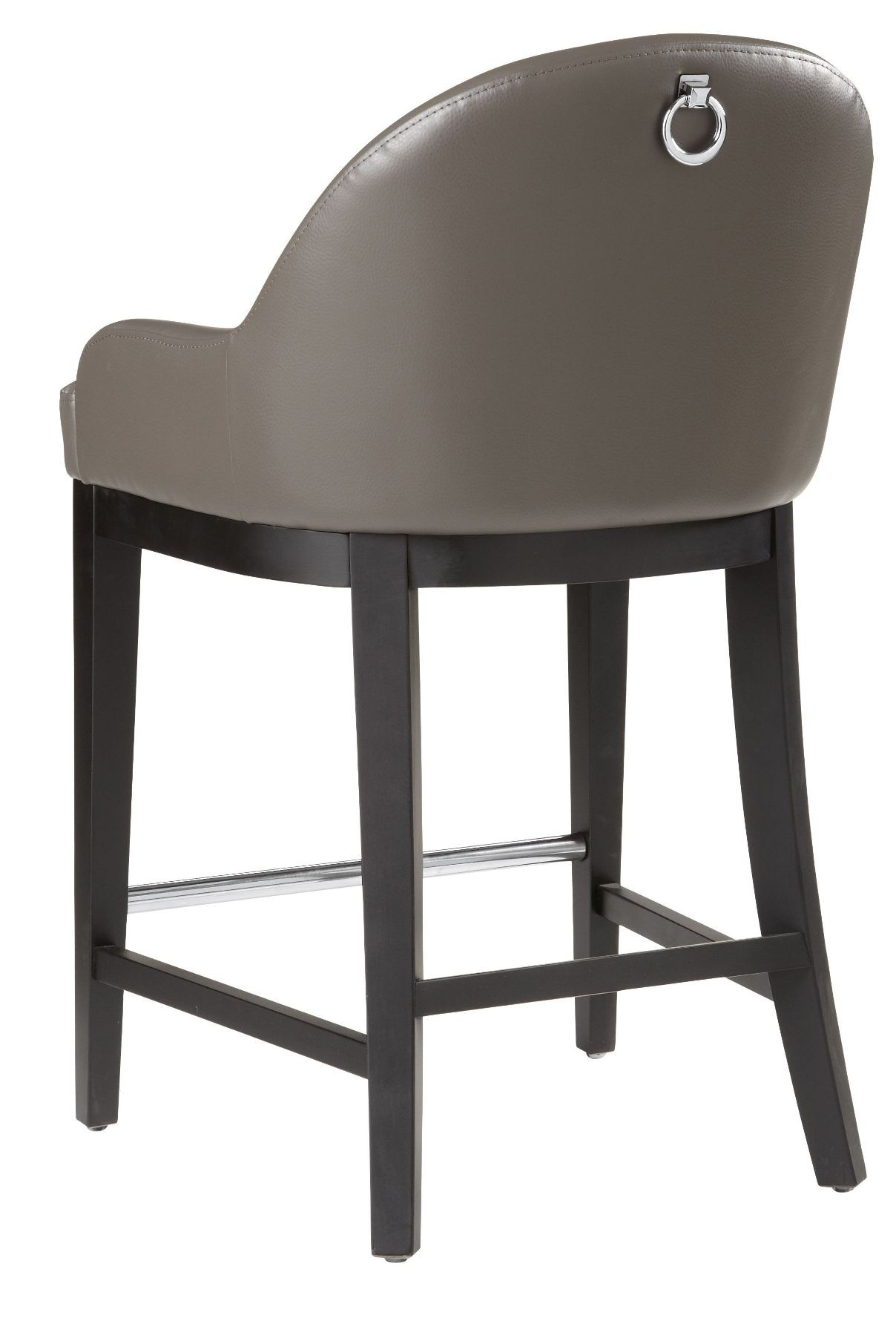 Haven Grey Counter Stool From Sunpan 80438 Coleman