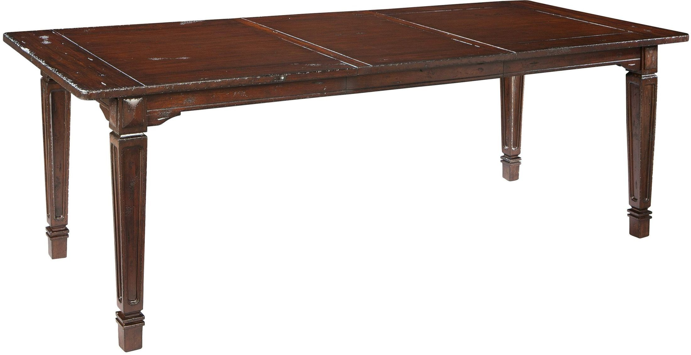Havana Antique Brown Extendable Dining Table from Hekman  : 81237howardmiller from colemanfurniture.com size 2200 x 1130 jpeg 226kB