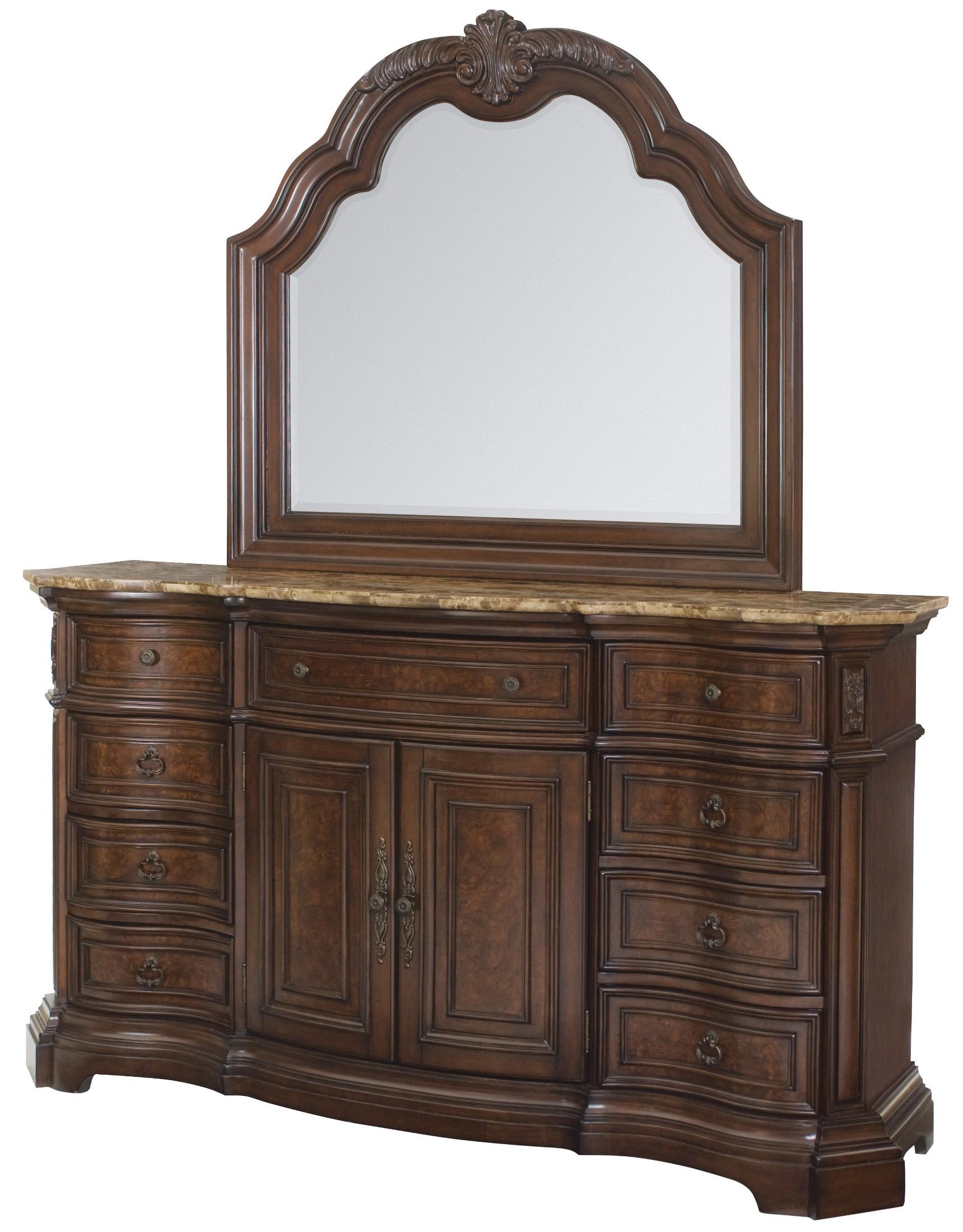 Edington Panel Bedroom Set from Samuel Lawrence (8328-252-259-508 ...