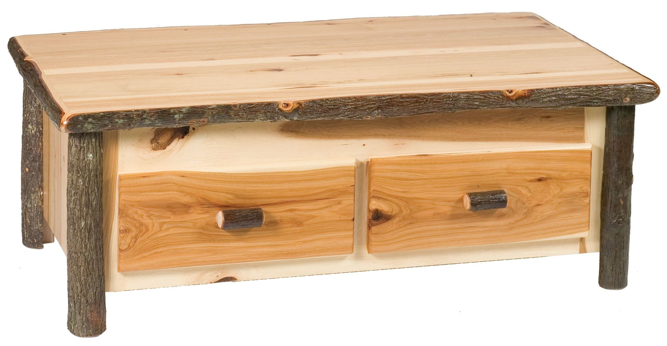 Hickory Enclosed Elevating Top Coffee Table From Fireside Lodge 84110 Coleman Furniture