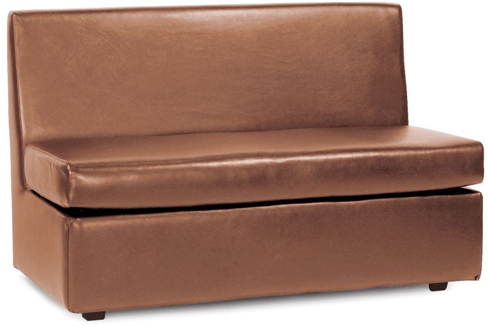Luxe bronze slipper loveseat from howard elliott coleman furniture Slipper loveseat