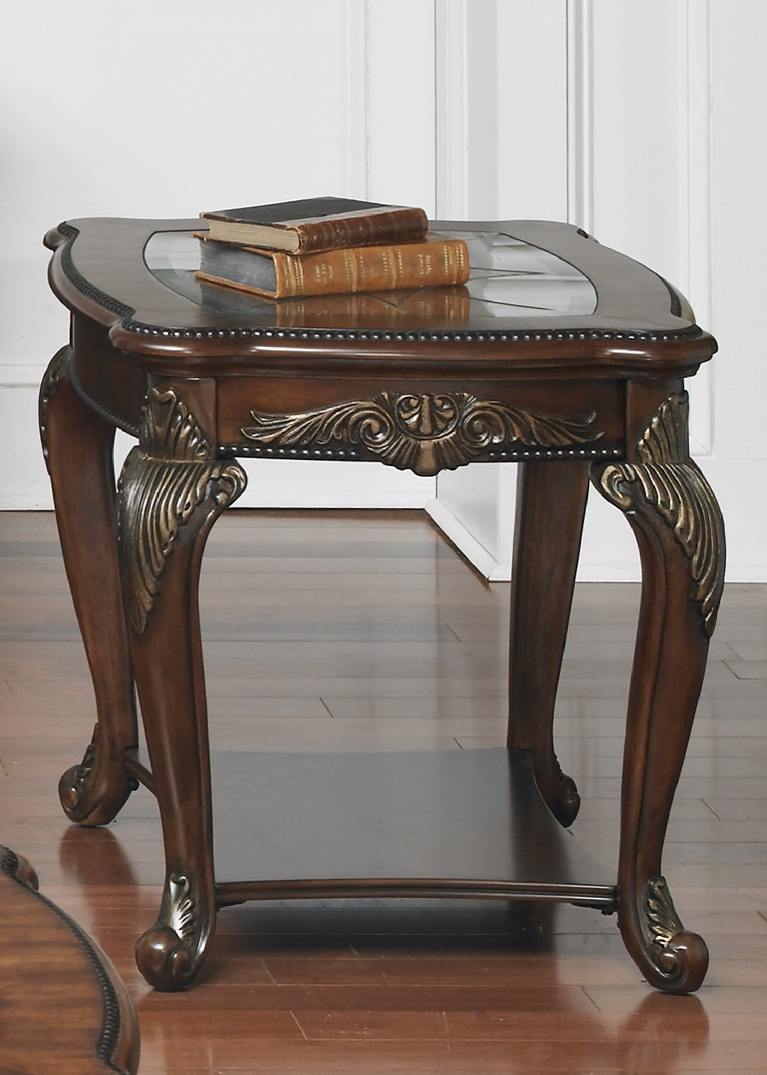 Eden Park End Table From Liberty (882-OT1020)