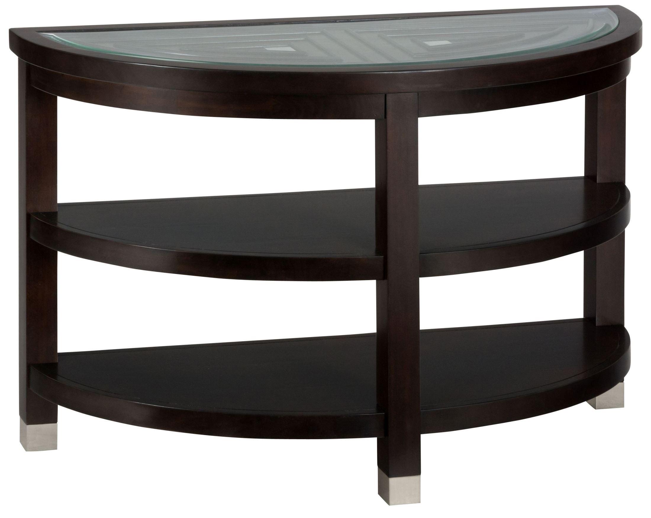 Warren sofa table from jofran coleman furniture