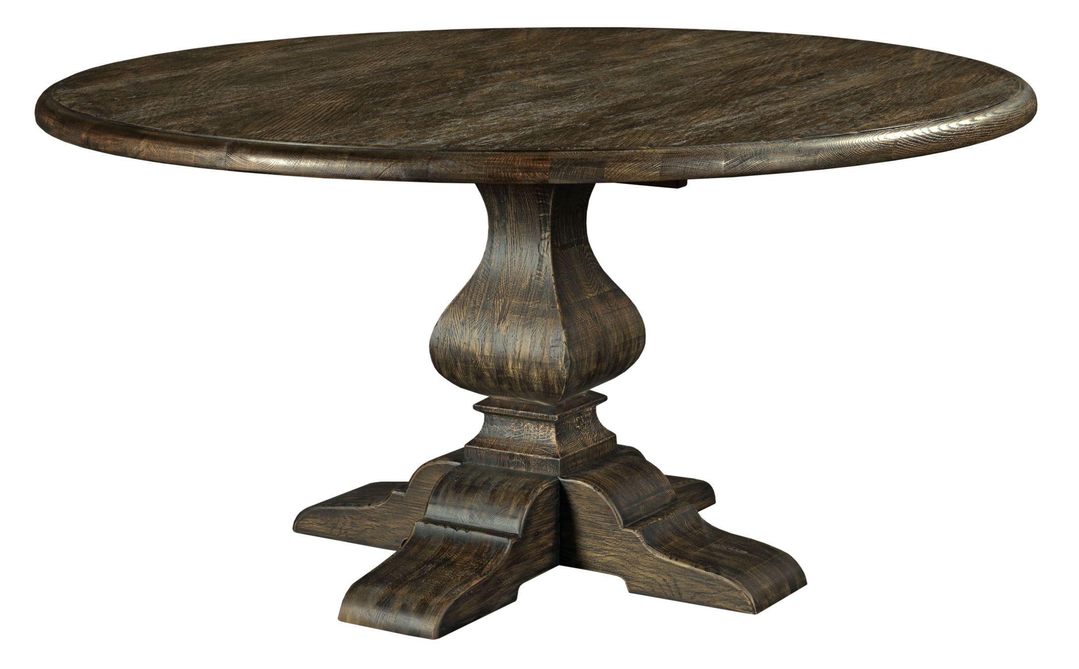 60 round wood dining table artisans shoppe 60 quot black forest dining table with 7374