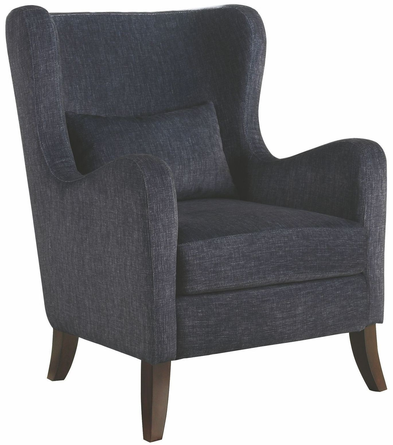 Indigo Accent Chair From Coaster Coleman Furniture