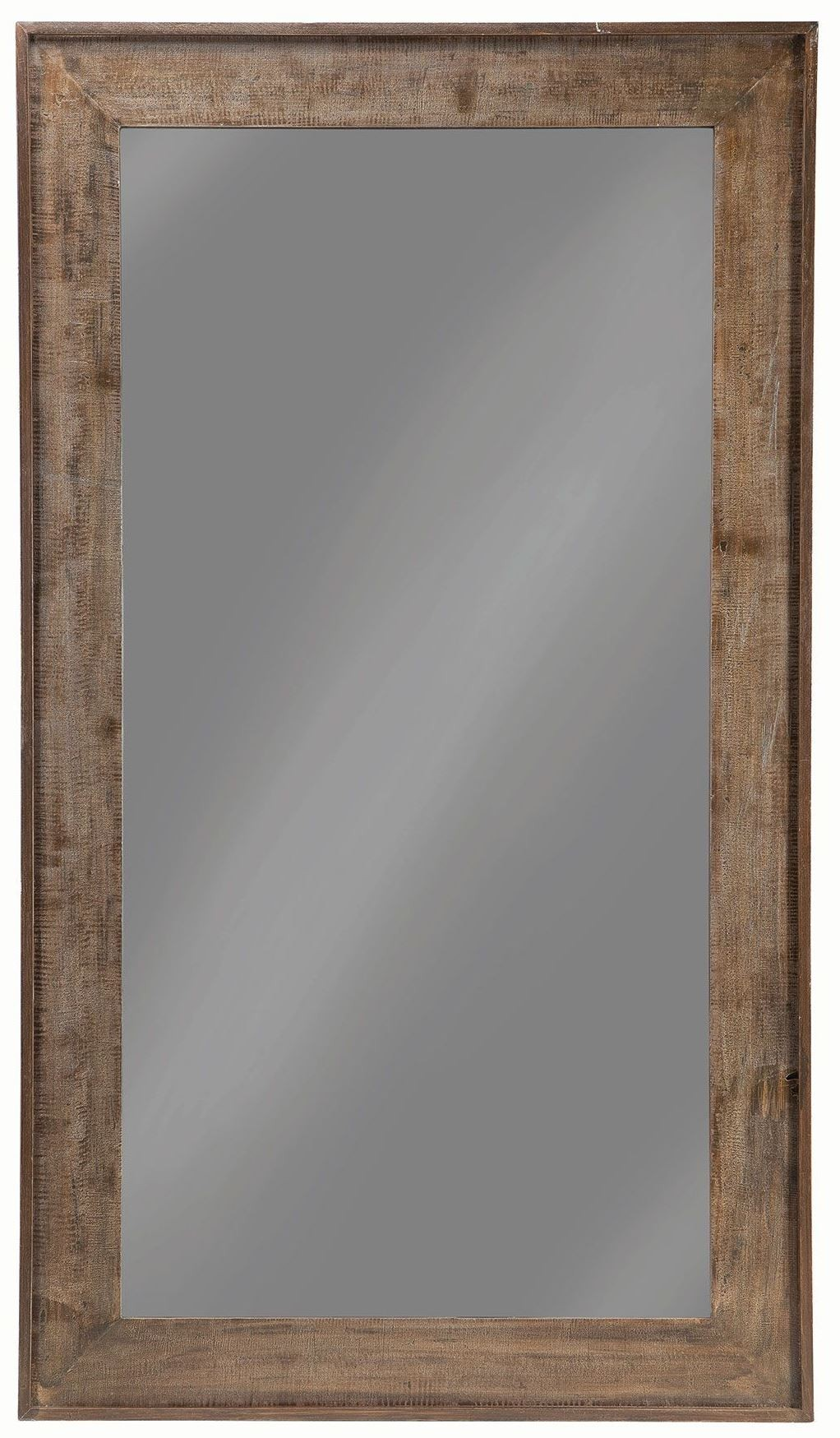 36 Quot Distressed Black Floor Mirror 902765 Coaster Furniture