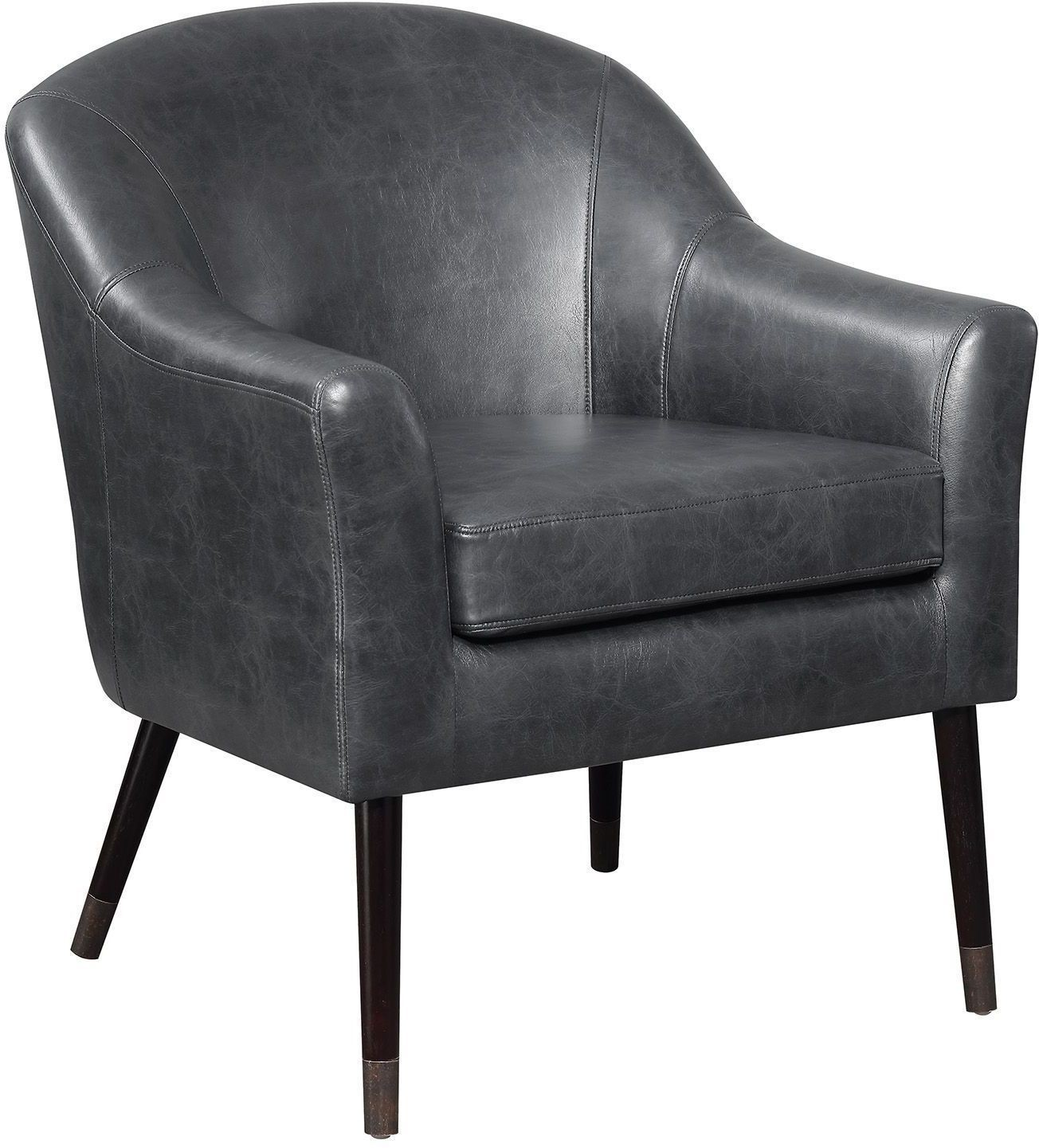 Black Accent Chair By Scott Living From Coaster Coleman