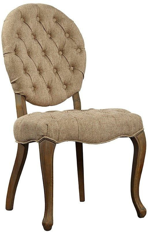 Pleasant Valley Beige Side Chair Set Of 2 From Furniture Classics Coleman Furniture