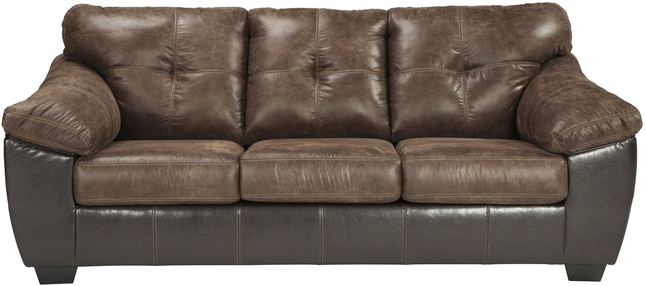 Gregale Coffee Sofa From Ashley Coleman Furniture