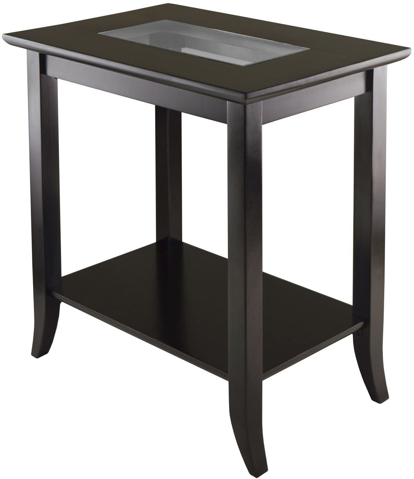 Genoa Rectangular End Table From Winsomewood Coleman Furniture