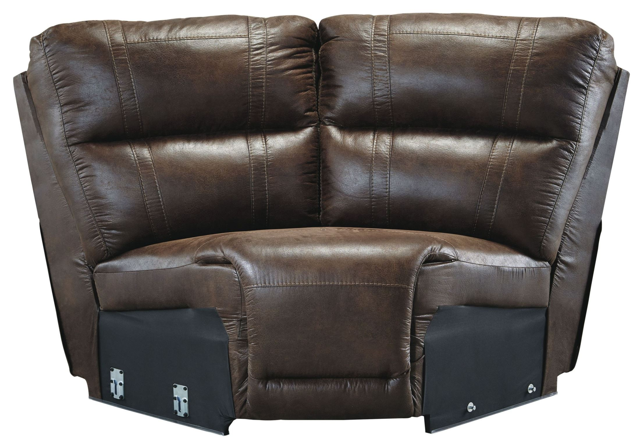 768427  sc 1 st  Coleman Furniture & Luttrell Espresso Reclining Sectional from Ashley (9310140 ... islam-shia.org