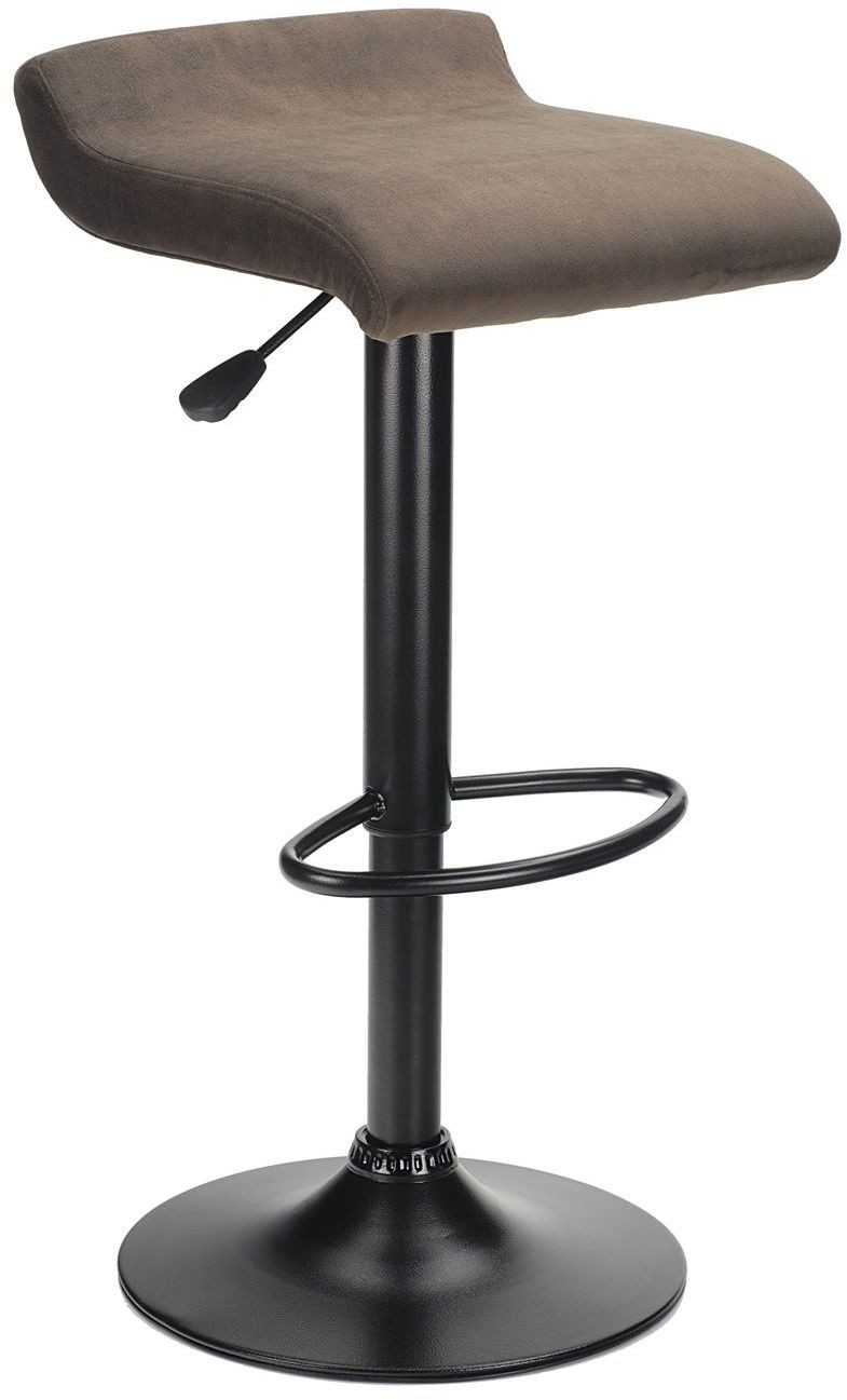 Marni Black And Stain Air Lift Stool Set Of 2 From