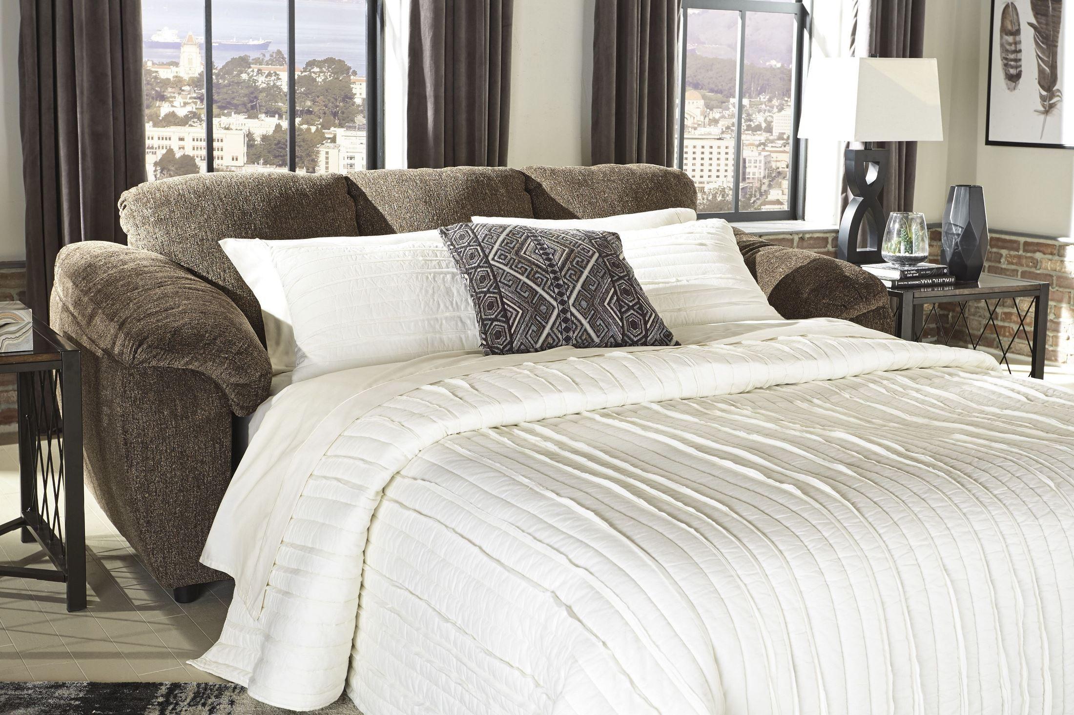 Azaline Umber Full Sofa Sleeper From Ashley Coleman