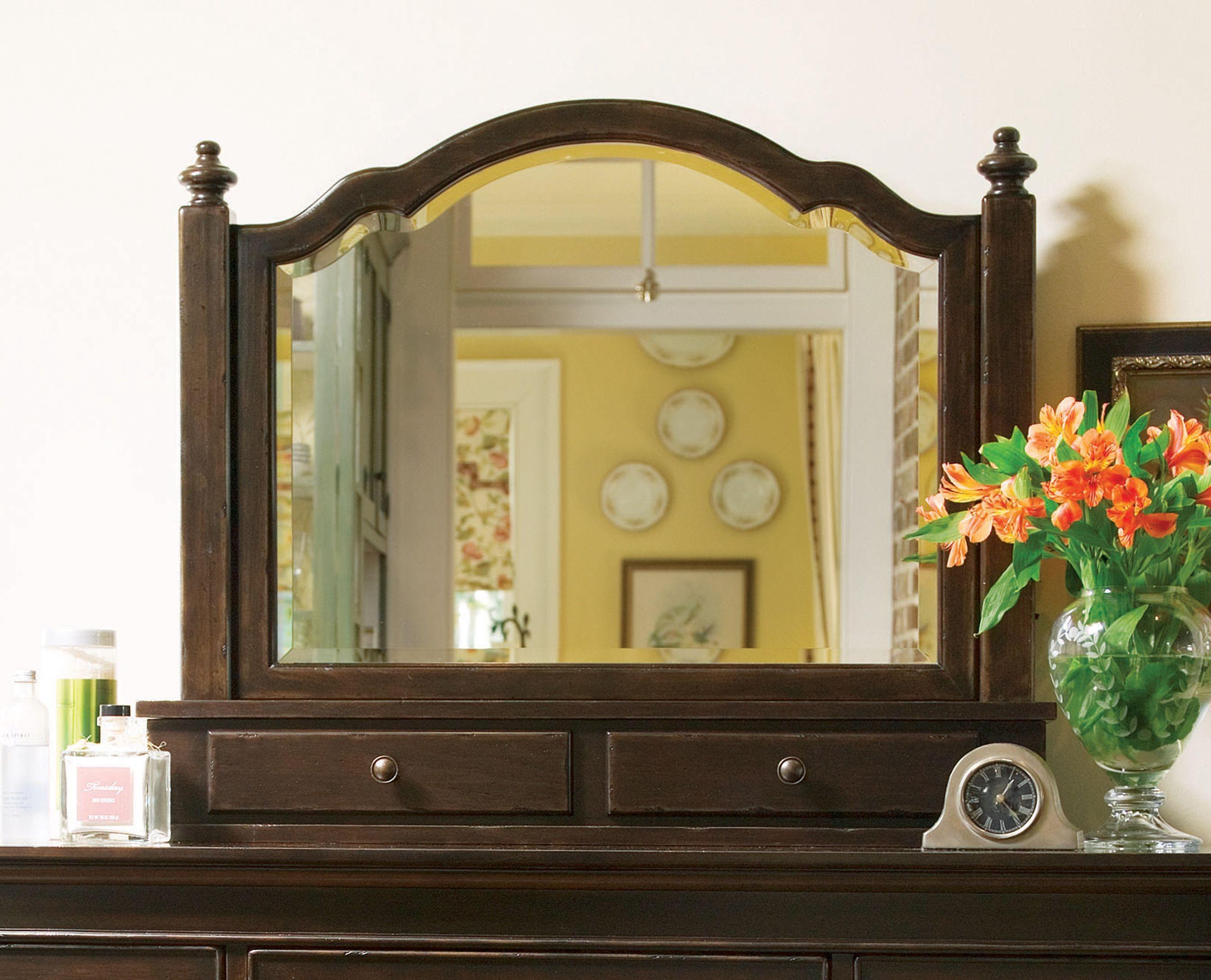 Paula deen home tobacco steel magnolia bedroom set from - Paula deen tobacco bedroom furniture ...