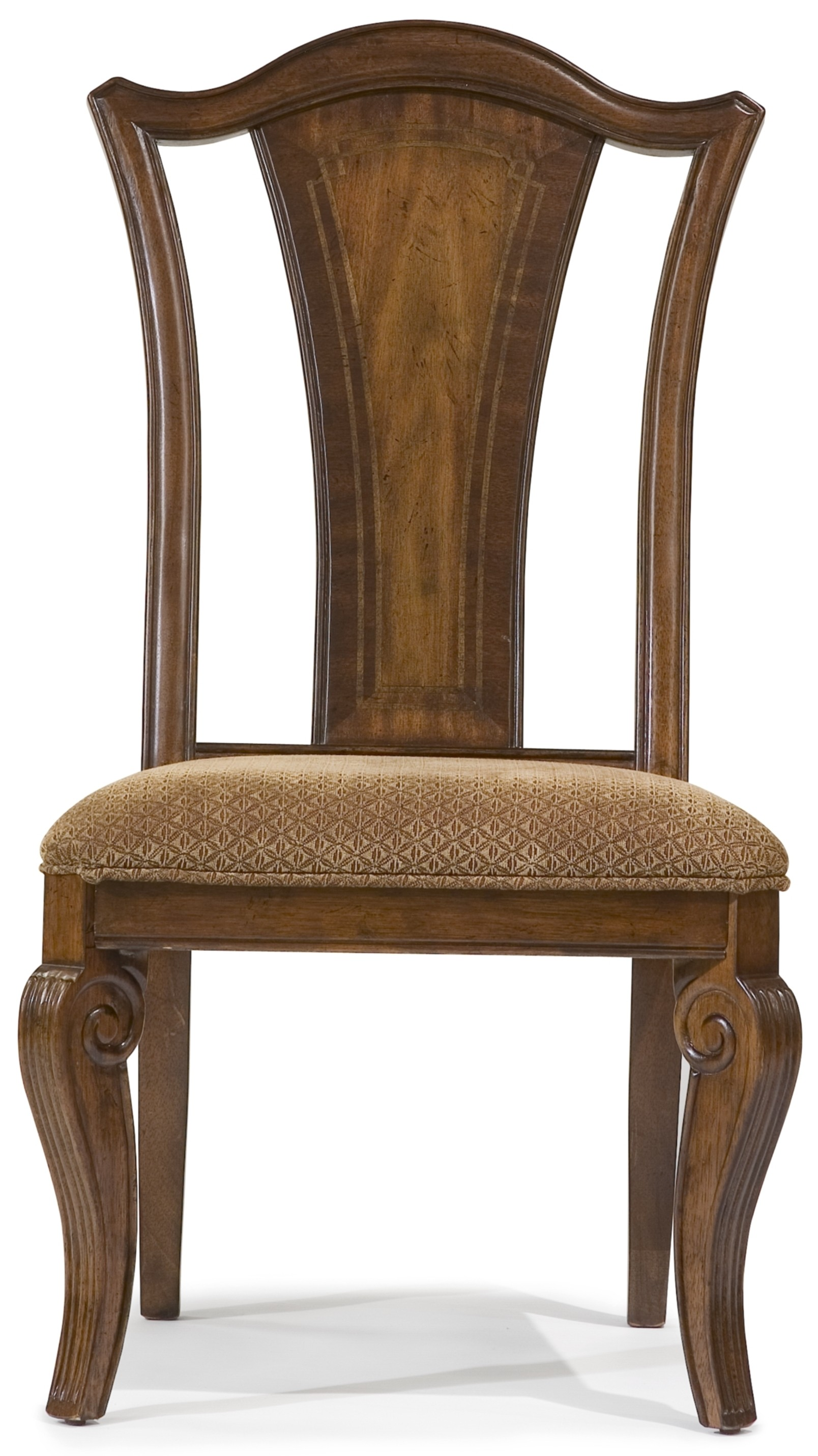 American Traditions Splat Back Side Chair Set Of 2 From Legacy Classic 9350 240 Kd Coleman