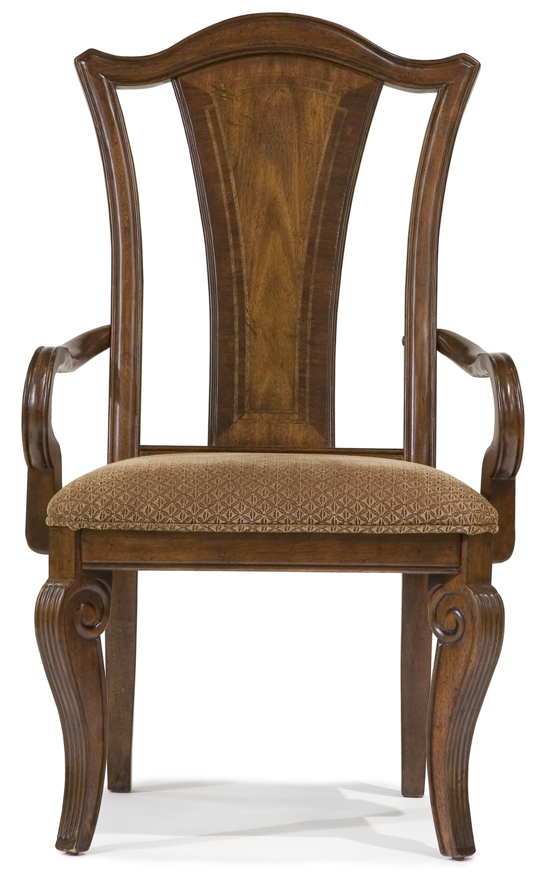 American Traditions Splat Back Arm Chair Set Of 2 From Legacy Classic 9350 241 Kd Coleman