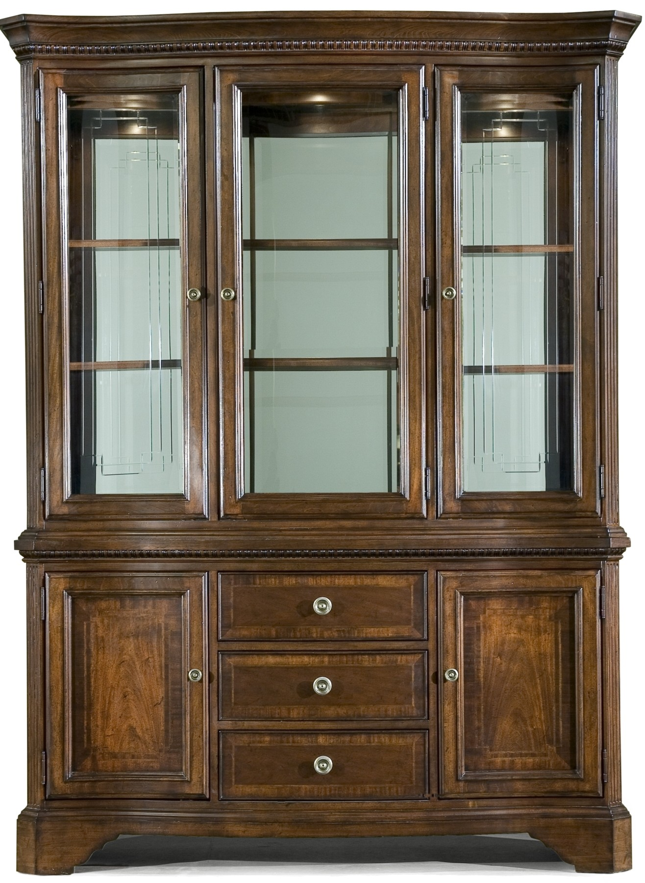 American Traditions Buffet From Legacy Classic 9350 270 Coleman Furniture