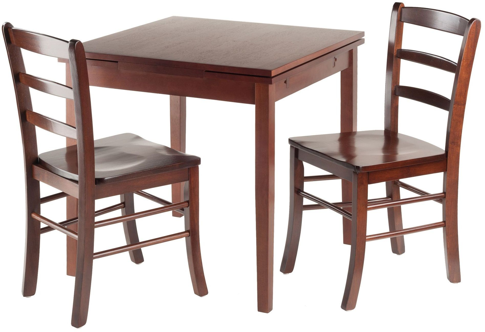 Pulman 3 piece extendable dining room set from winsomewood for 3 piece dining room set