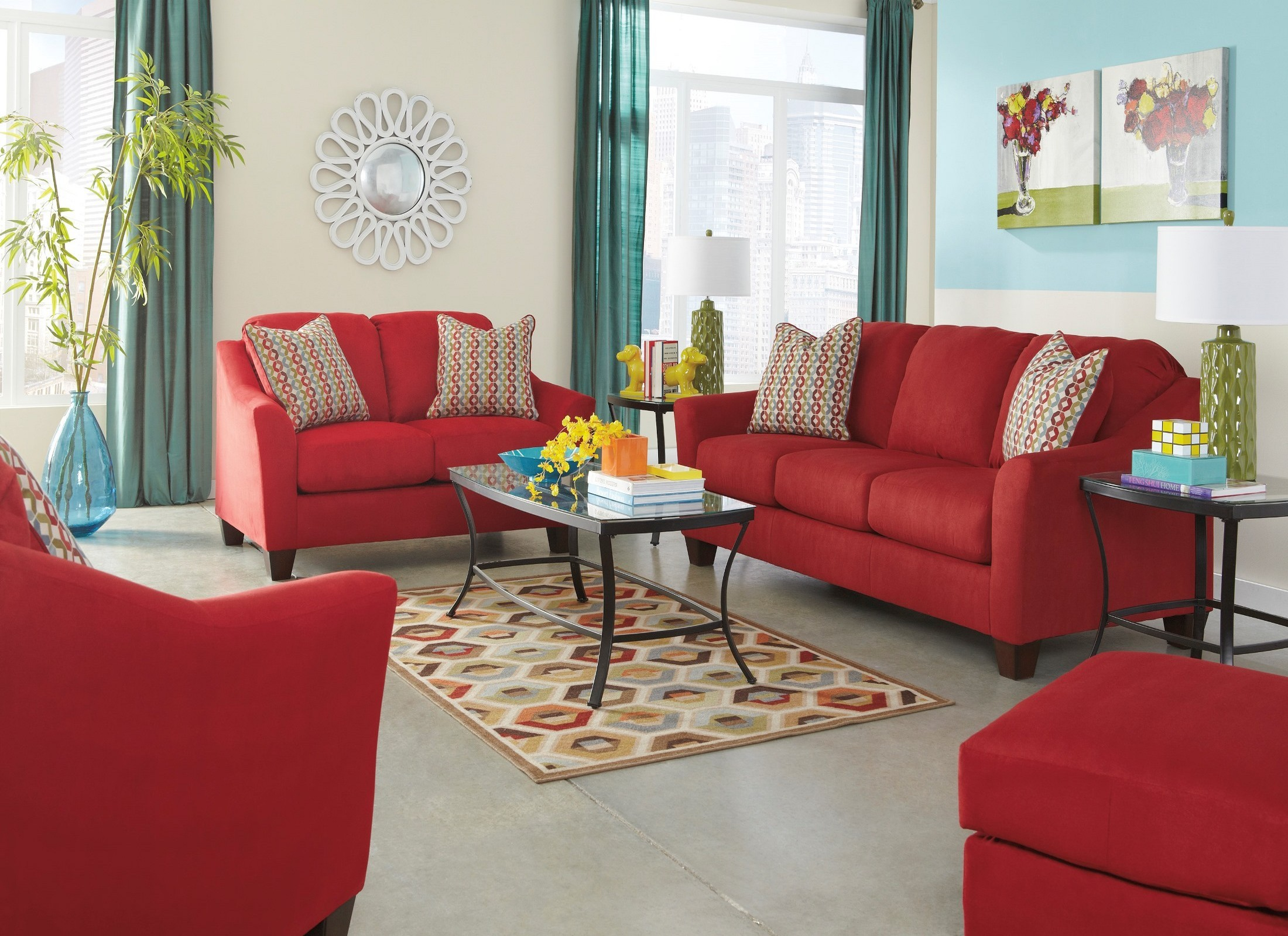 Hannin Spice Living Room Set From Ashley 95801 38 35 Coleman Furniture