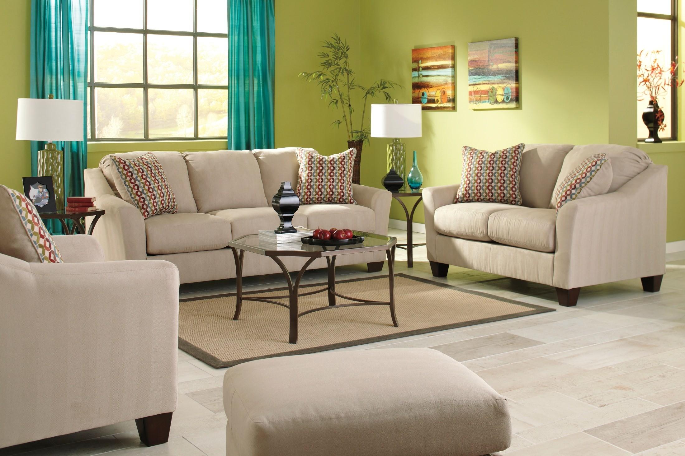 Hannin Stone Sofa 9580338 Ashley Furniture