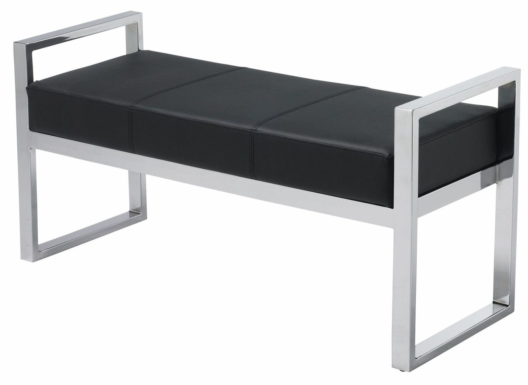 darby black bench from sunpan 95862 coleman furniture