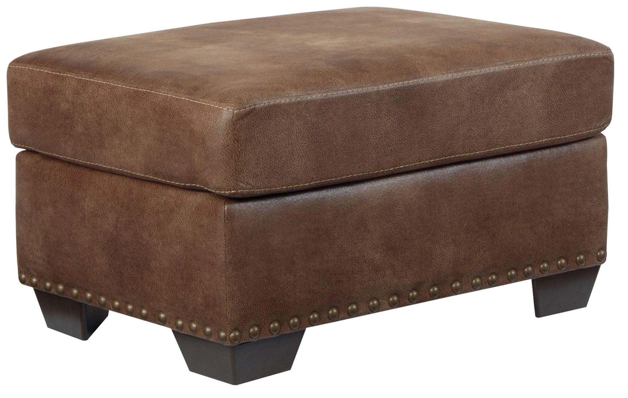 Burnsville Espresso Ottoman From Ashley 9720614 Coleman Furniture