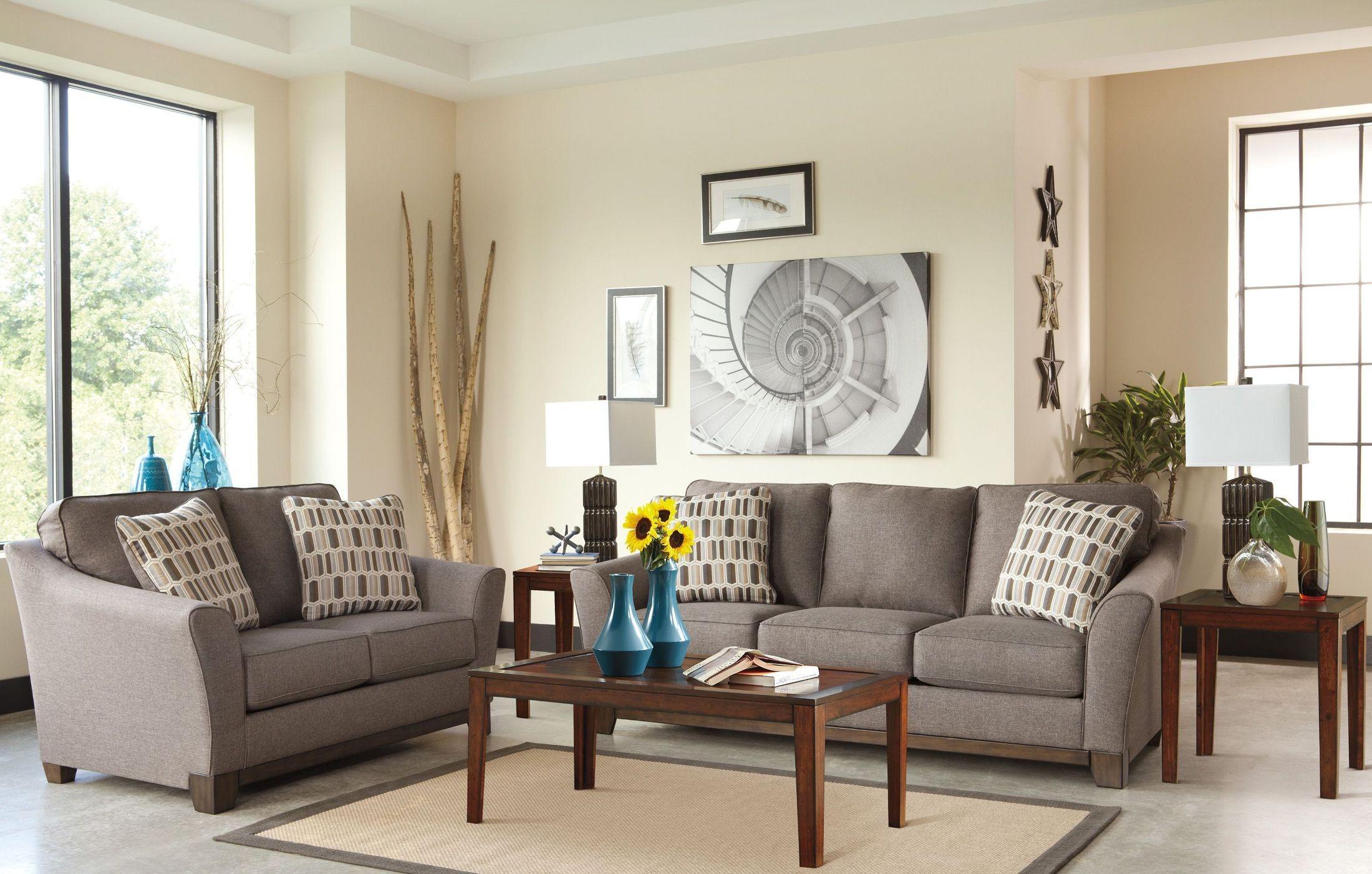 Alara Slate Sofa from Ashley