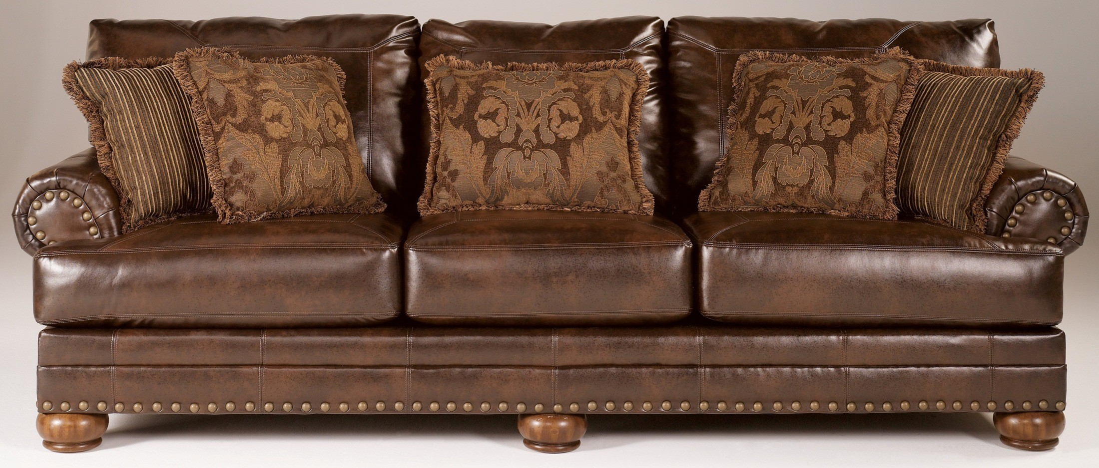 Chaling DuraBlend Antique Sofa from Ashley