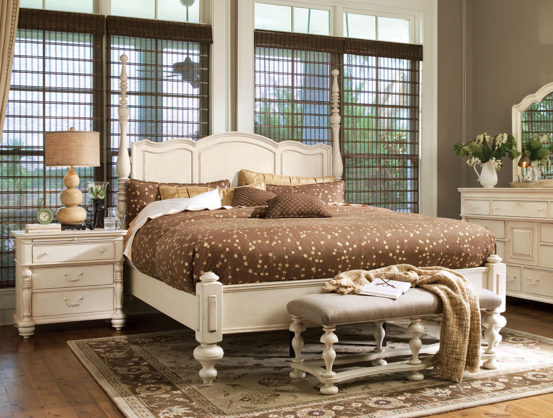 Paula Deen Home Linen Bed End Bench From Paula Deen