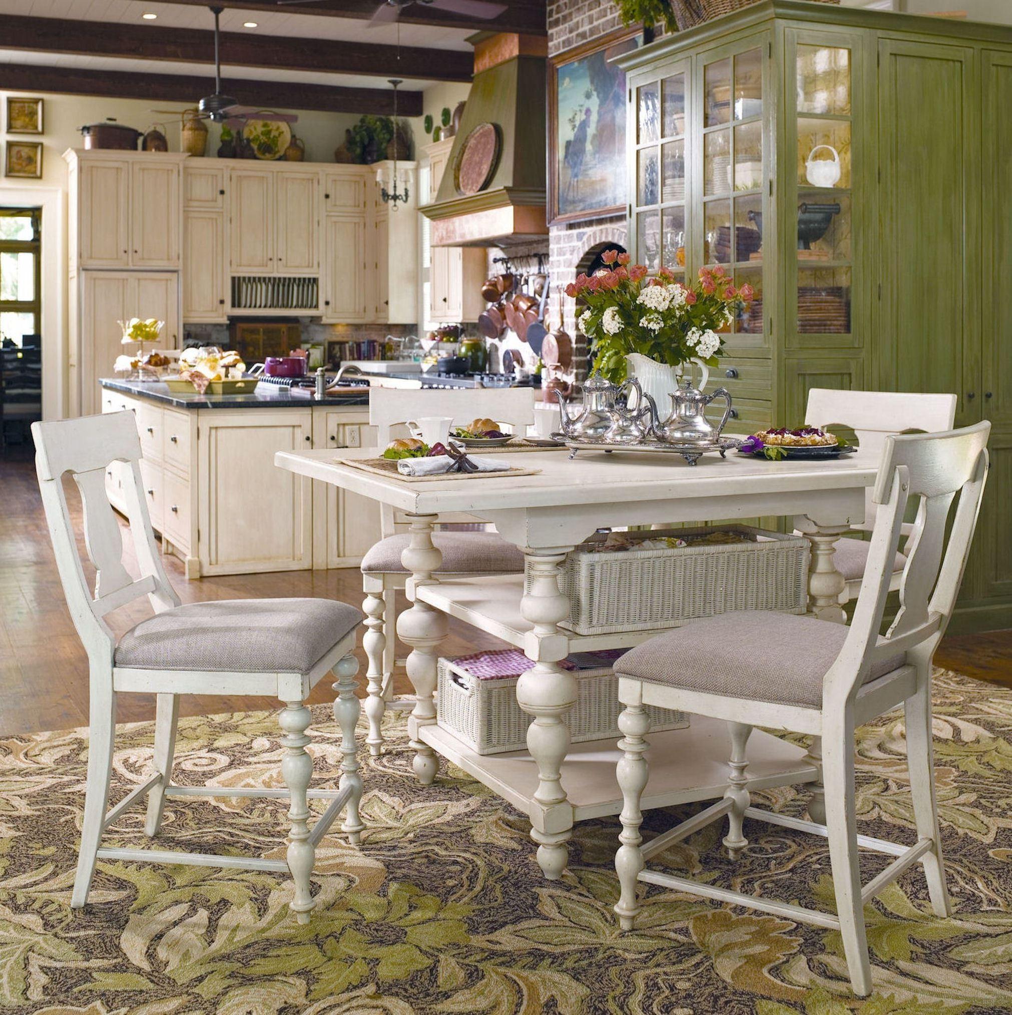 Paula Deen Home Linen Kitchen Square Extendable Gathering Dining Room Set. Paula Deen & Paula Deen Home Linen Kitchen Square Extendable Gathering Dining Set ...