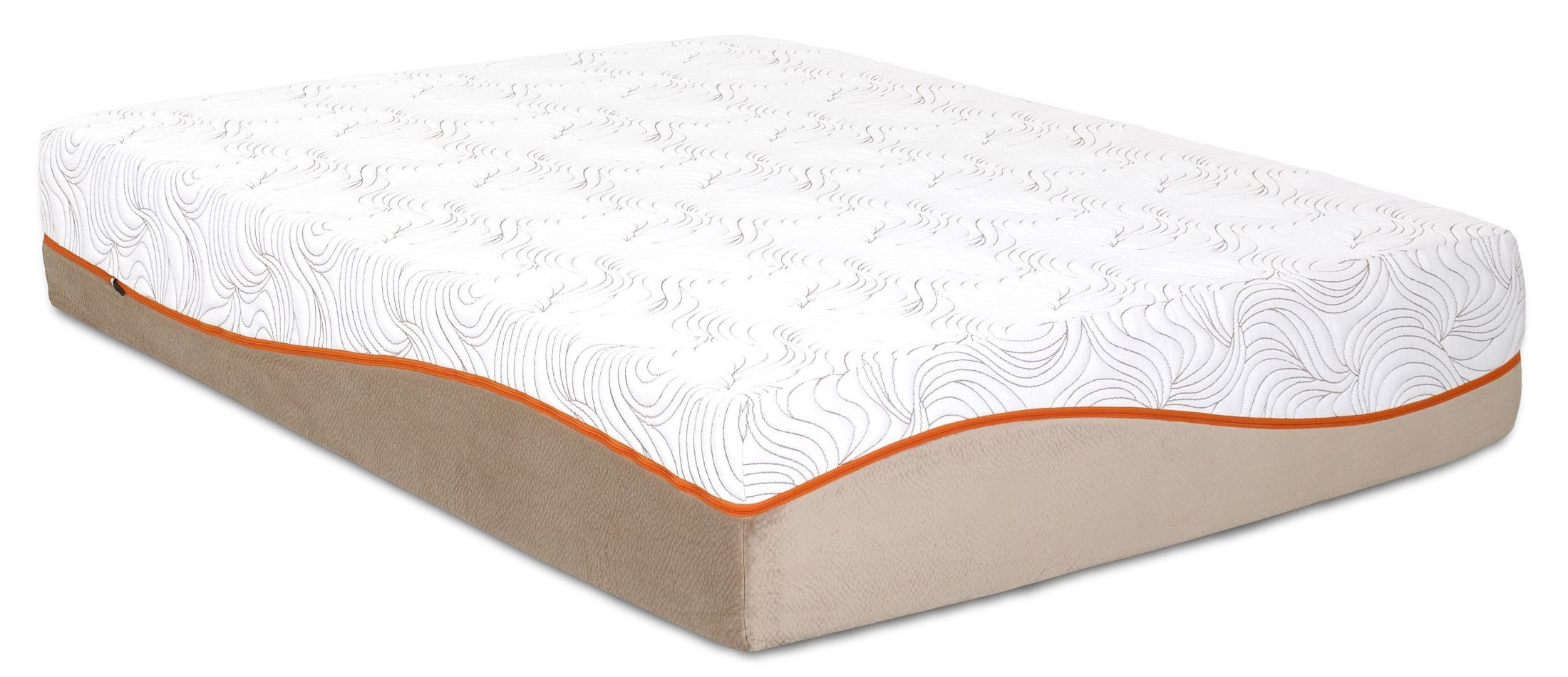 Picasso Twin Extra Long Mattress From Klaussner Coleman