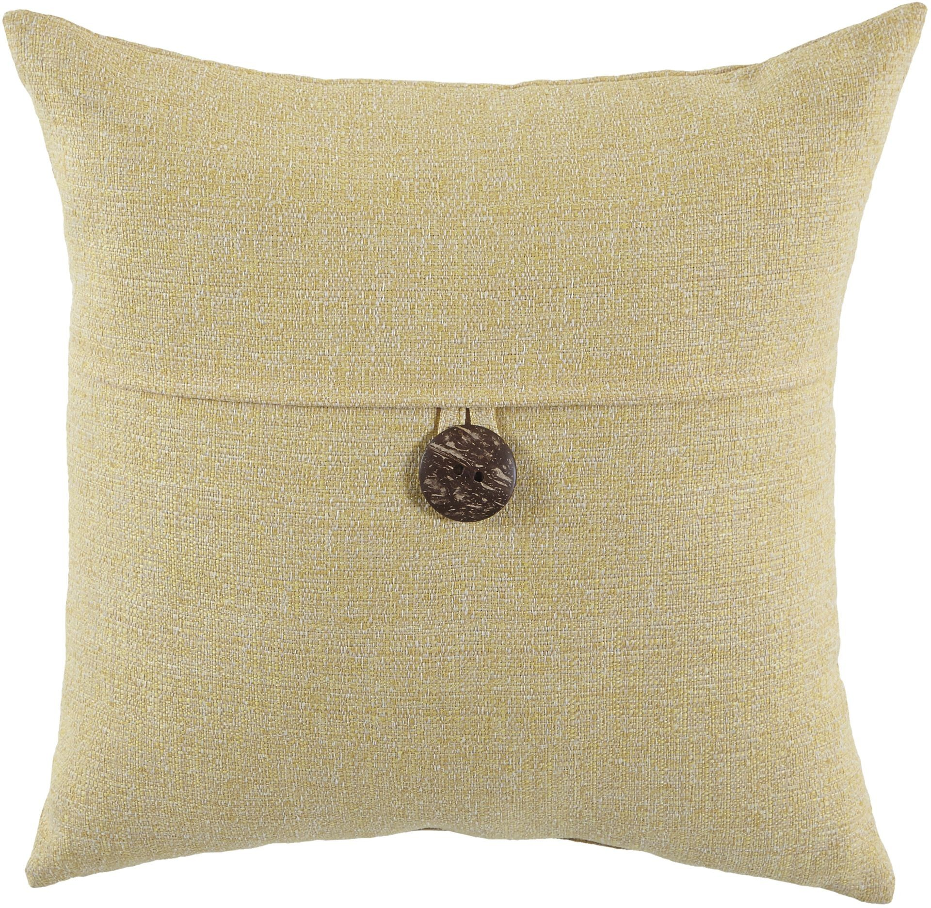 Ferriday Light Yellow Pillow Set Of 4 From Ashley