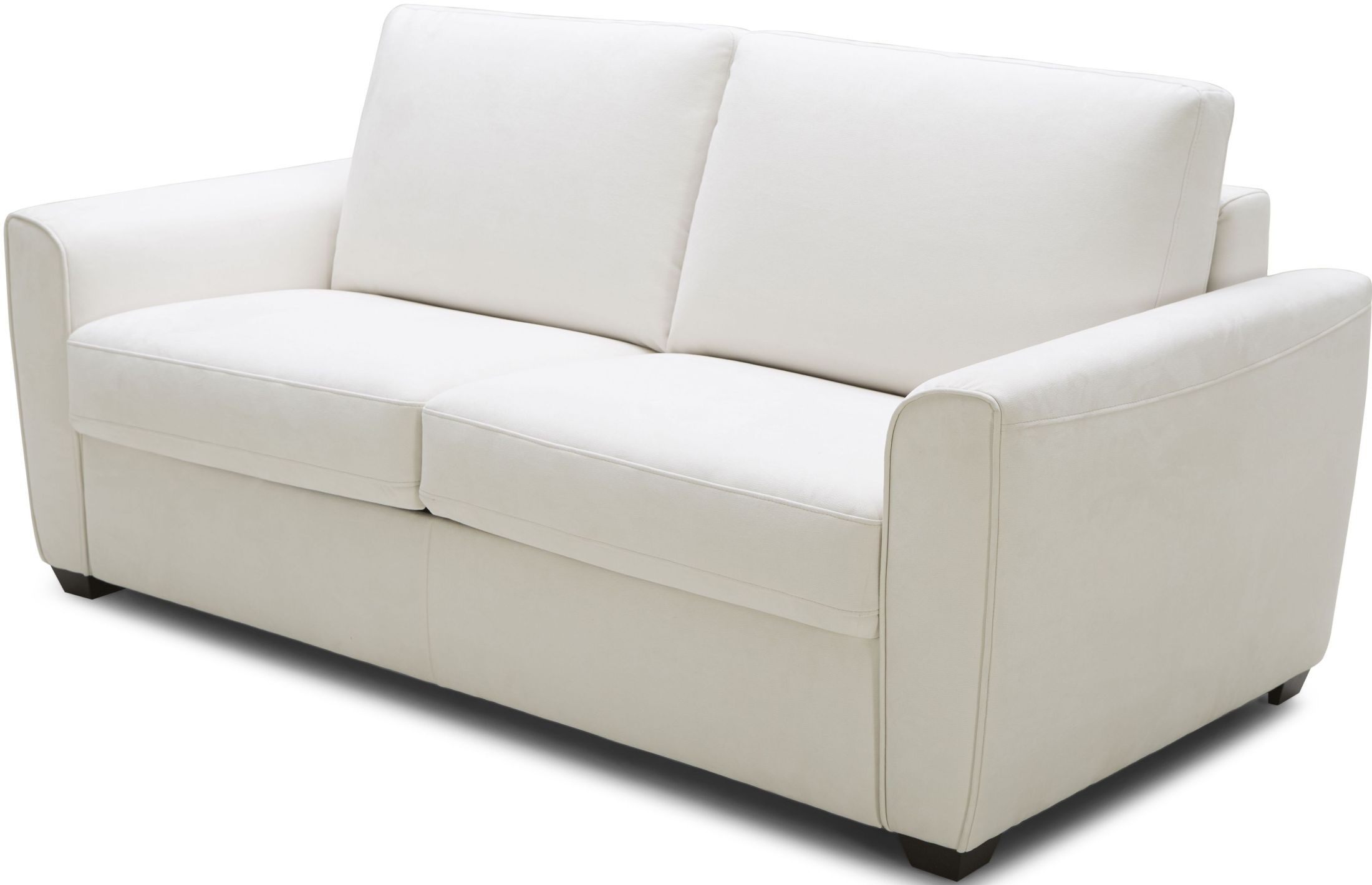 Alpine white sofa bed from jnm coleman furniture for White divan bed