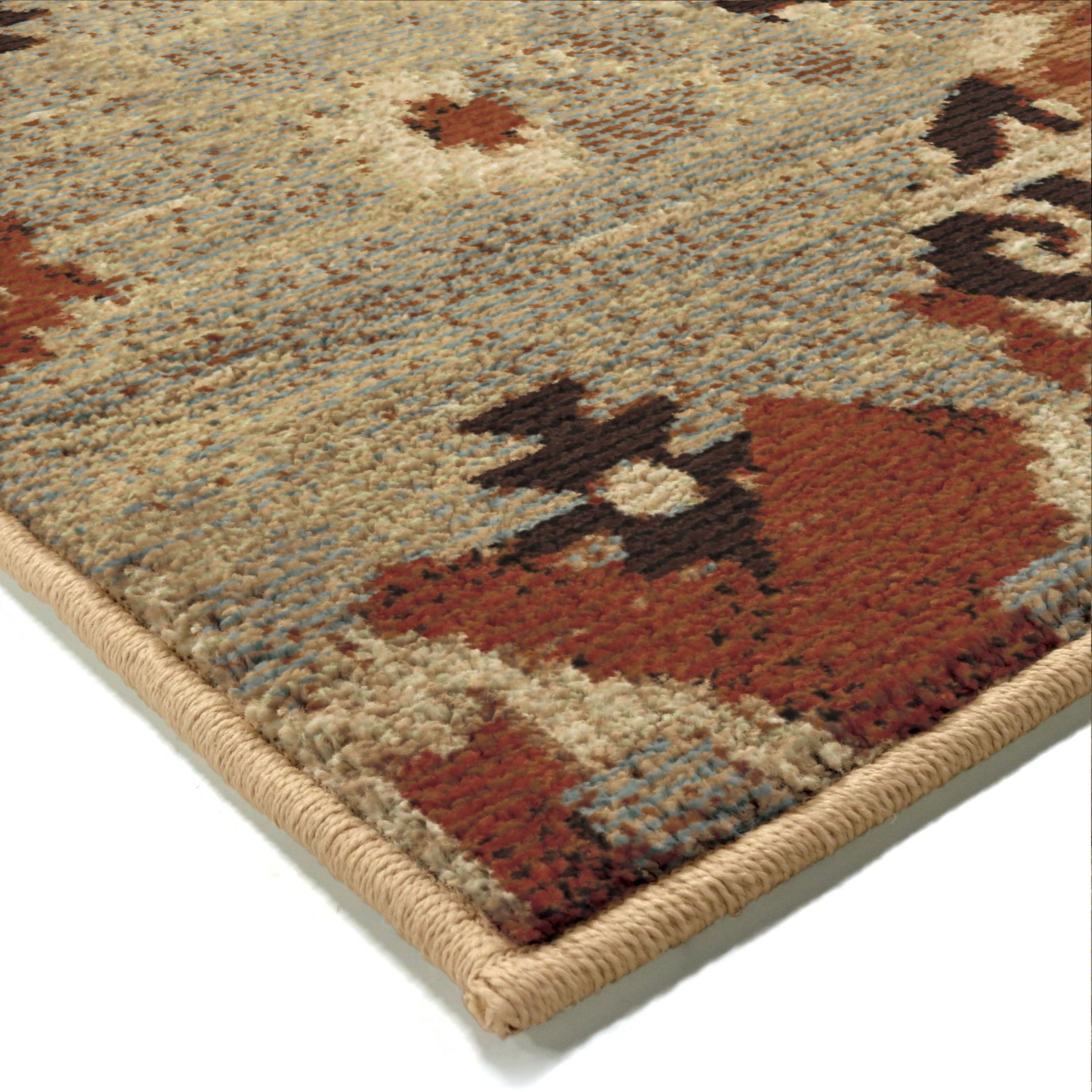 American Heritage Southwest Kilim Patches Multi Small Area
