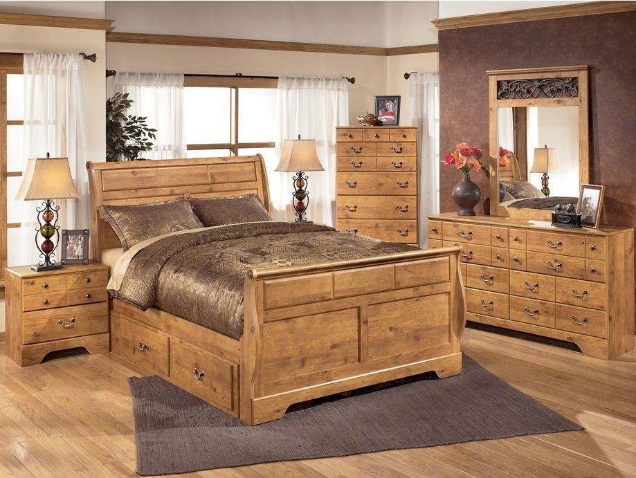 Bittersweet Sleigh Bedroom Set From Ashley B219 65 63 86 Coleman Furniture
