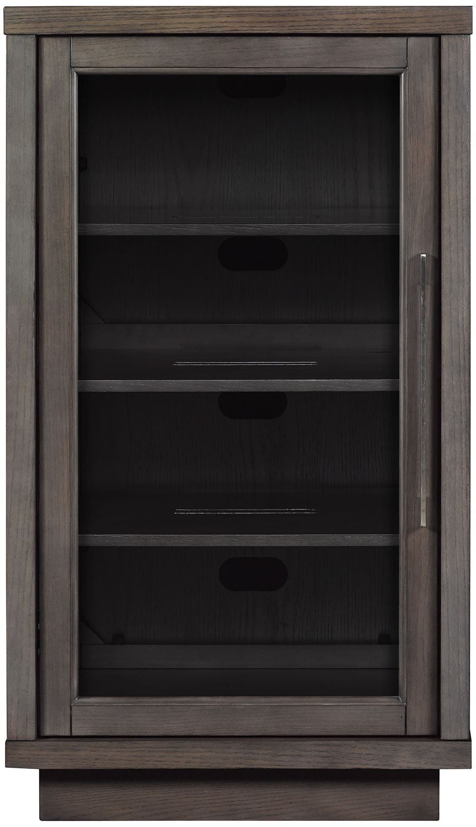 Bellu0027O Tifton Oak Arbordale Audio Video Component Cabinet